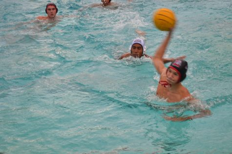Girls Water Polo takes first in tournament play