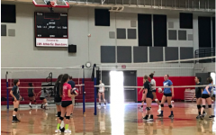 Volleyball coach, players reflect on a successful season