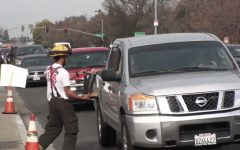 """Community members help """"fill the boot"""" for Camp Fire victims"""