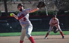 Freshmen softball dominates the diamond