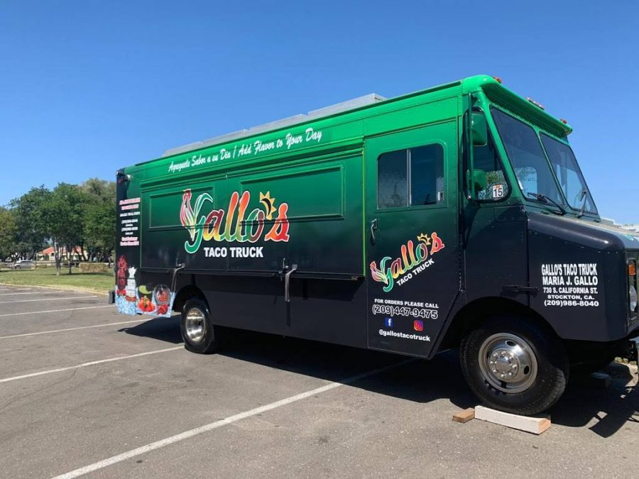 Stockton's Most Authentic Food Truck