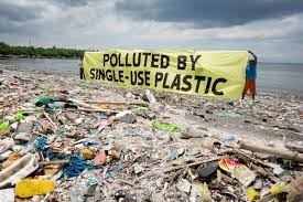 Plastic is putting a choke hold on our planet